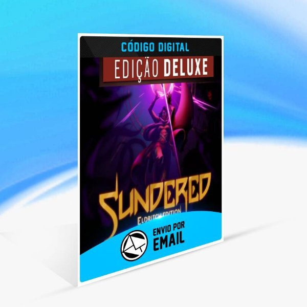 Sundered: Edição Eldritch Deluxe ORIGIN - PC KEY