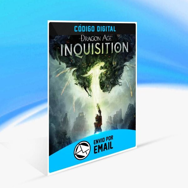 Dragon Age: Inquisition Edição Standard ORIGIN - PC KEY