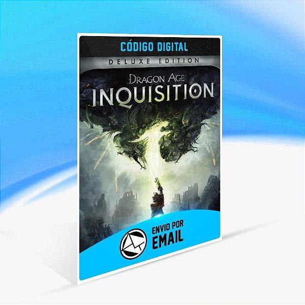 Dragon Age: Inquisition Edição Digital Deluxe ORIGIN - PC KEY