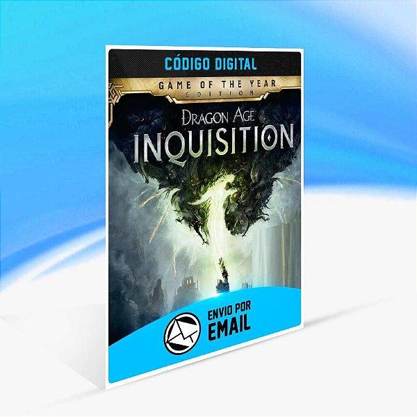 Dragon Age: Inquisition - Edição Jogo do Ano ORIGIN - PC KEY