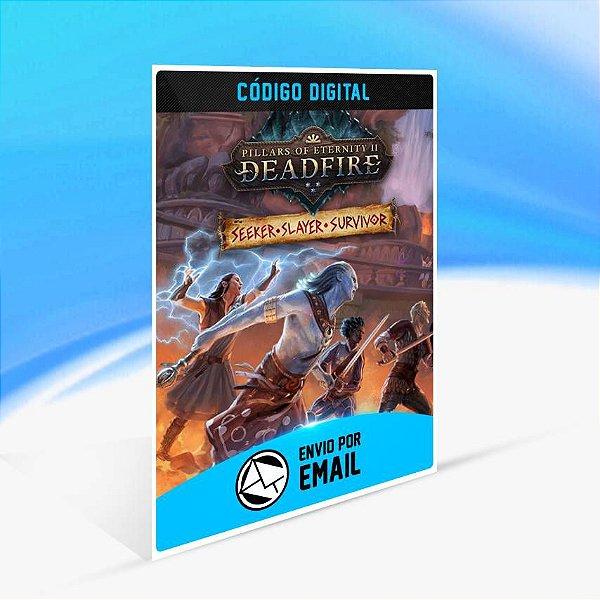 Pillars of Eternity II: Deadfire Seeker Slayer Survivor ORIGIN - PC KEY