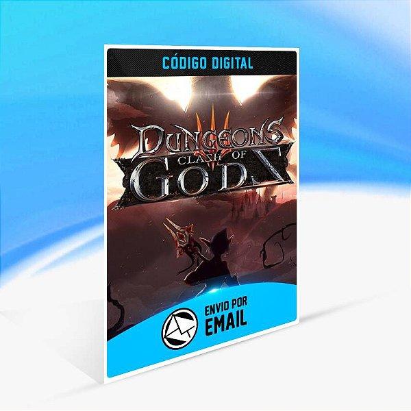 Dungeons 3 - Clash of Gods ORIGIN - PC KEY