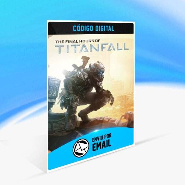 The Final Hours of Titanfall ORIGIN - PC KEY