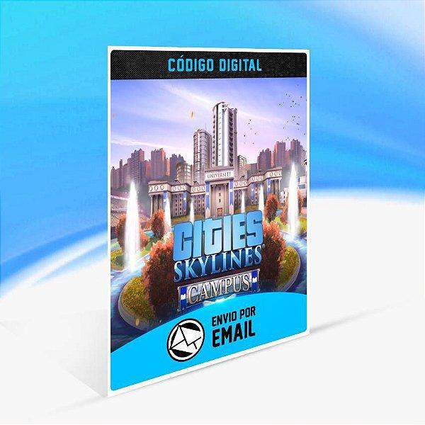 Cities: Skylines - Campus ORIGIN - PC KEY