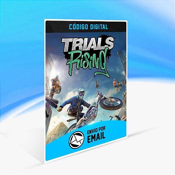 Trials Rising - Edição Standard ORIGIN - PC KEY