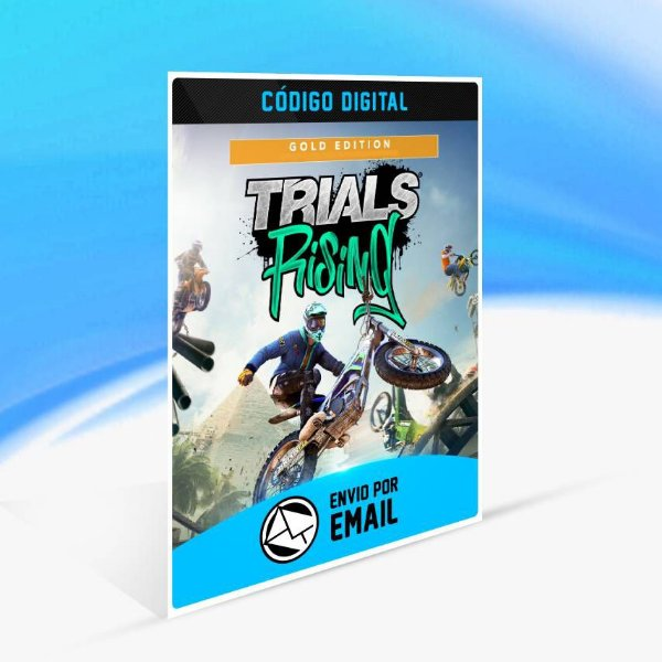 Trials Rising - Edição Gold ORIGIN - PC KEY