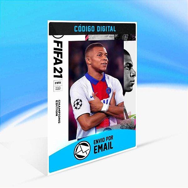 EA SPORTS FIFA 21 - Edição dos Campeões ORIGIN - PC KEY