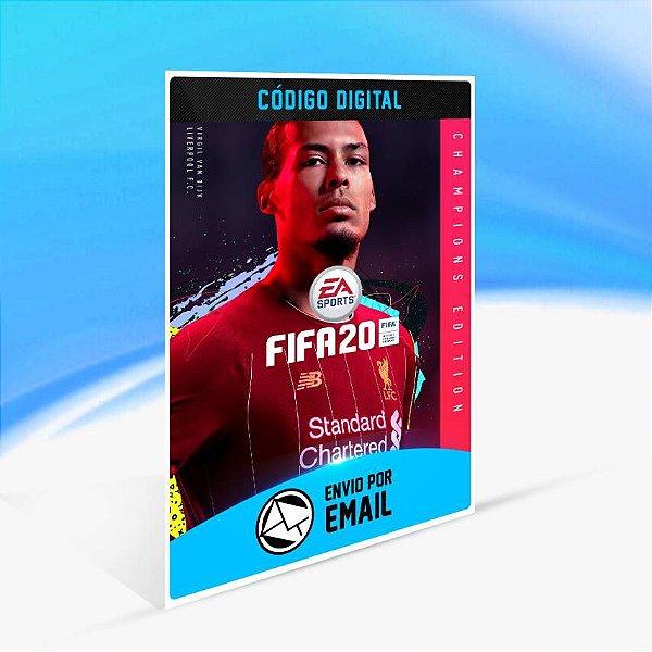 FIFA 20 Edição dos Campeões ORIGIN - PC KEY