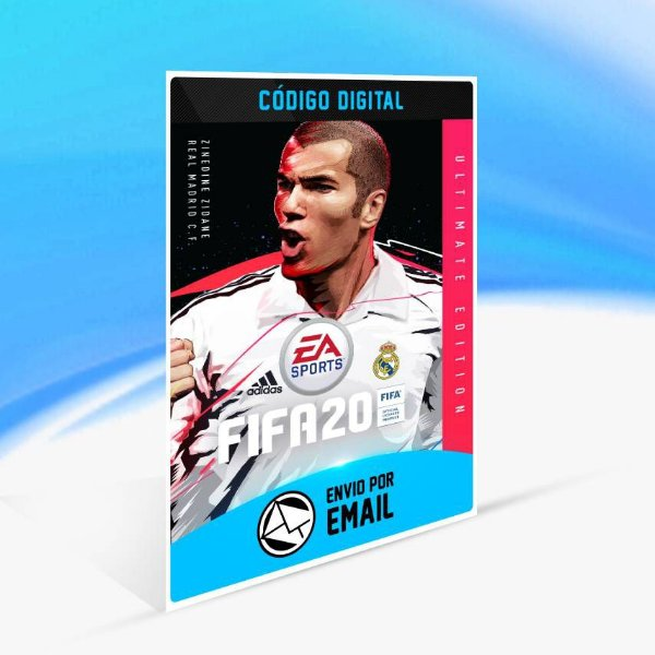 FIFA 20 Edição Ultimate ORIGIN - PC KEY