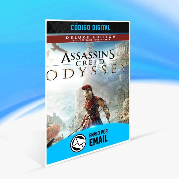 Assassin's Creed Odyssey - Edição Deluxe ORIGIN - PC KEY