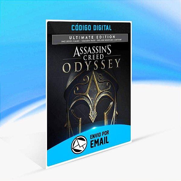 Assassin's Creed Odyssey - Edição Ultimate ORIGIN - PC KEY