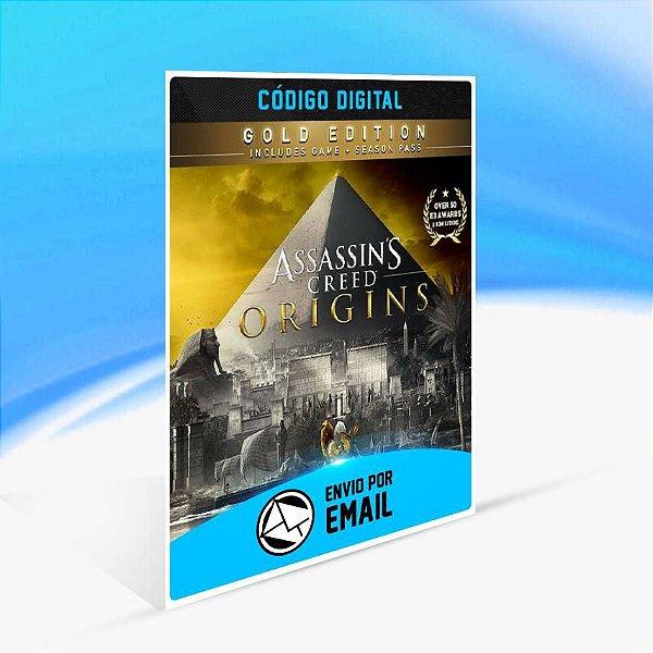 Assassin's Creed Origins - Edição Gold ORIGIN - PC KEY