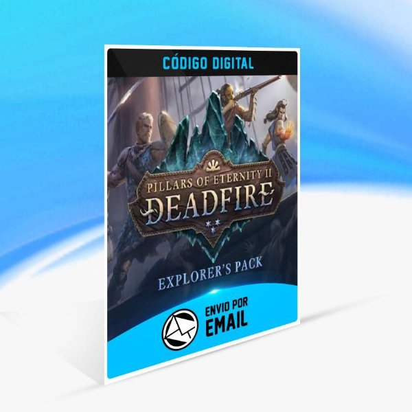 Pillars of Eternity II: Deadfire Explorer's Pack ORIGIN - PC KEY