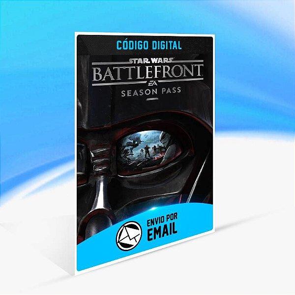 Passe de Temporada de STAR WARS Battlefront ORIGIN - PC KEY