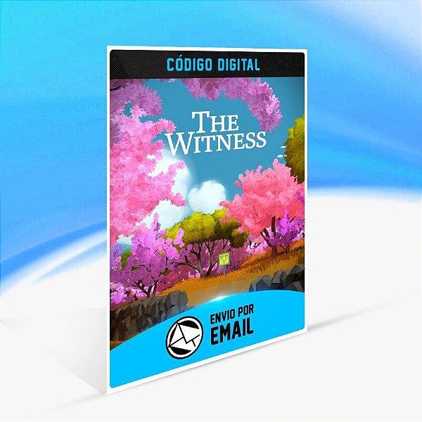 The Witness ORIGIN - PC KEY