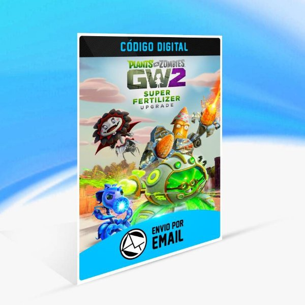 Atualização Superfertilizante de Plants vs. Zombies Garden Warfare 2 ORIGIN - PC KEY