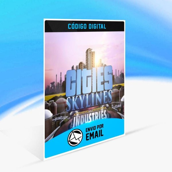 Cities: Skylines - Industries ORIGIN - PC KEY