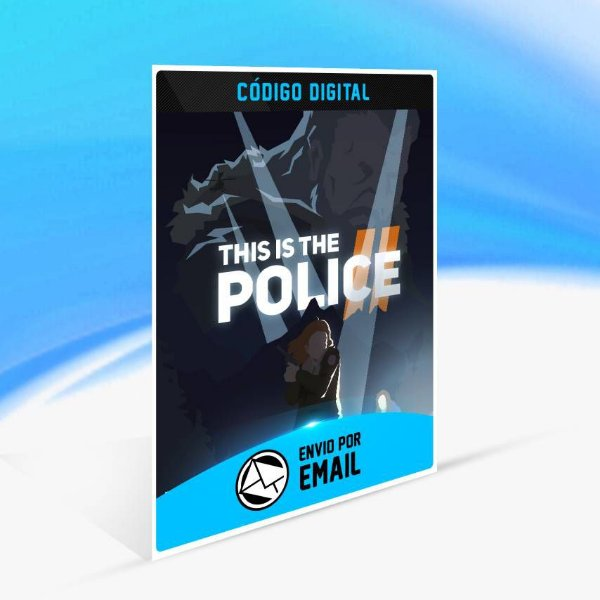 This Is the Police 2 ORIGIN - PC KEY