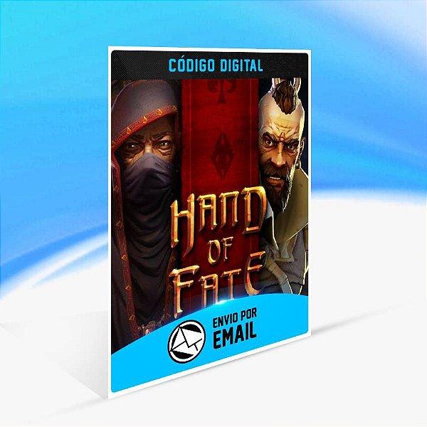 Hand of Fate ORIGIN - PC KEY