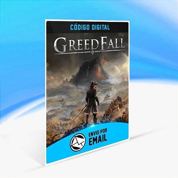 GreedFall ORIGIN - PC KEY