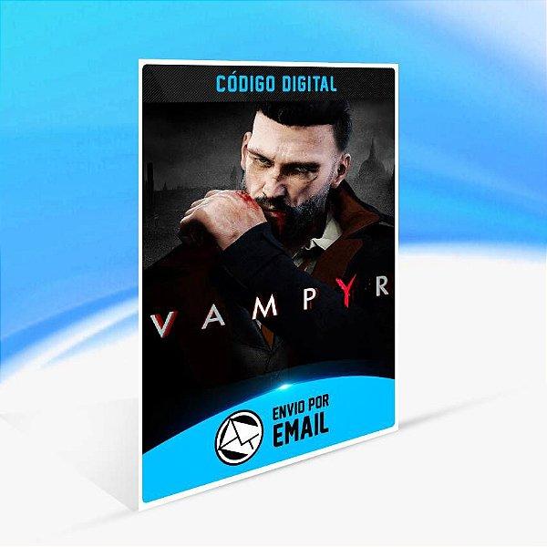 Vampyr DLC Relíquias de Caçadores ORIGIN - PC KEY