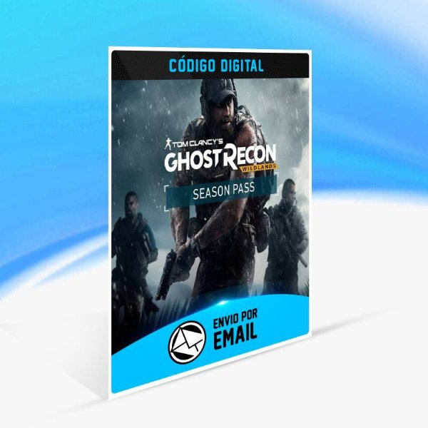 Tom Clancy's Ghost Recon Wildlands - Passe de Temporada ORIGIN - PC KEY