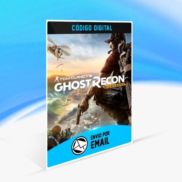 Tom Clancy's Ghost Recon Wildlands ORIGIN - PC KEY