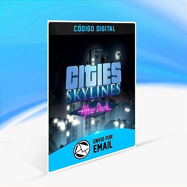 Cities: Skylines - After Dark ORIGIN - PC KEY