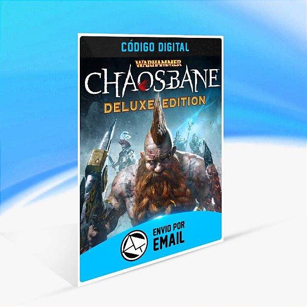 Warhammer: Chaosbane : Edição Deluxe ORIGIN - PC KEY