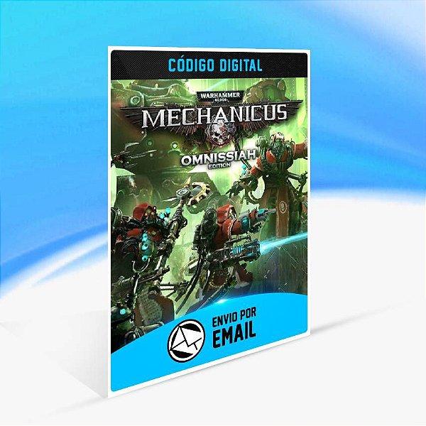 Warhammer 40,000: Mechanicus Edição Omnissiah ORIGIN - PC KEY