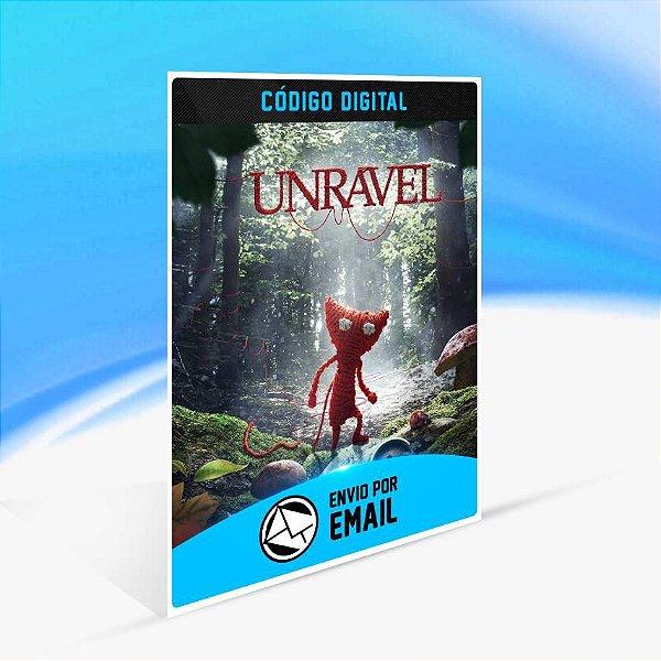 Unravel ORIGIN - PC KEY