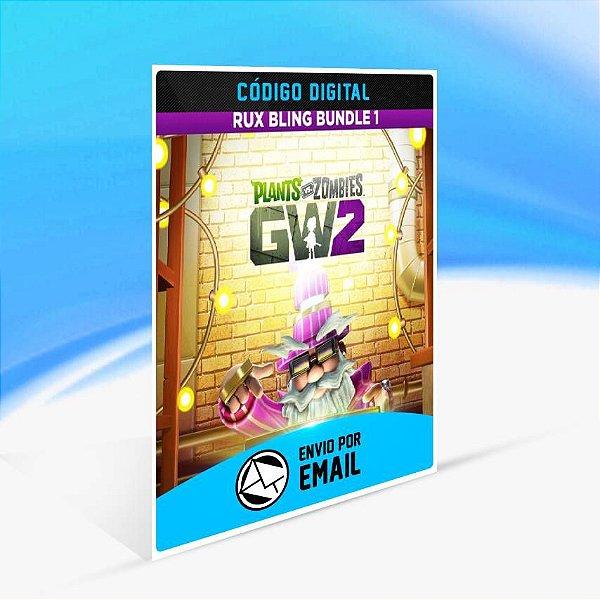 Plants vs. Zombies Garden Warfare 2 Conjunto Rux Bling 1 ORIGIN - PC KEY