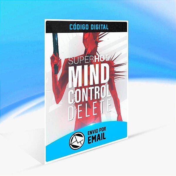 SUPERHOT: MIND CONTROL DELETE ORIGIN - PC KEY