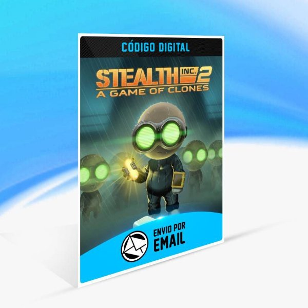 Stealth Inc 2: A Game of Clones ORIGIN - PC KEY