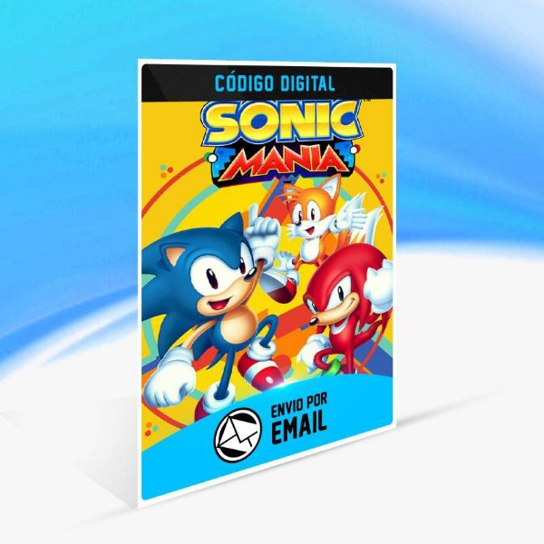 Sonic Mania ORIGIN - PC KEY