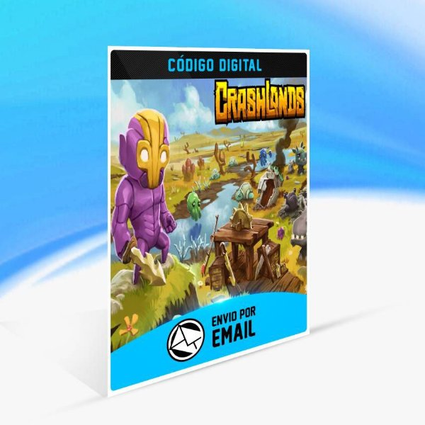 Crashlands ORIGIN - PC KEY