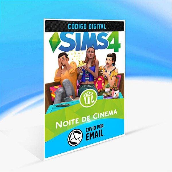 The Sims 4 Noite de Cinema Coleção de Objetos ORIGIN - PC KEY