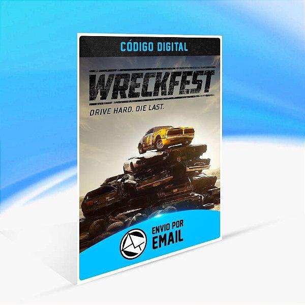 Wreckfest ORIGIN - PC KEY