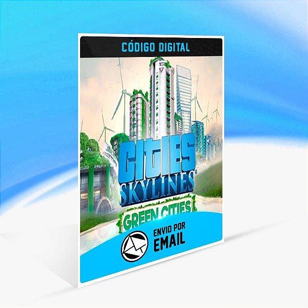 Cities: Skylines - Green Cities ORIGIN - PC KEY