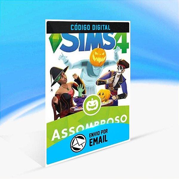 The Sims 4 Assombroso Coleção de Objetos ORIGIN - PC KEY