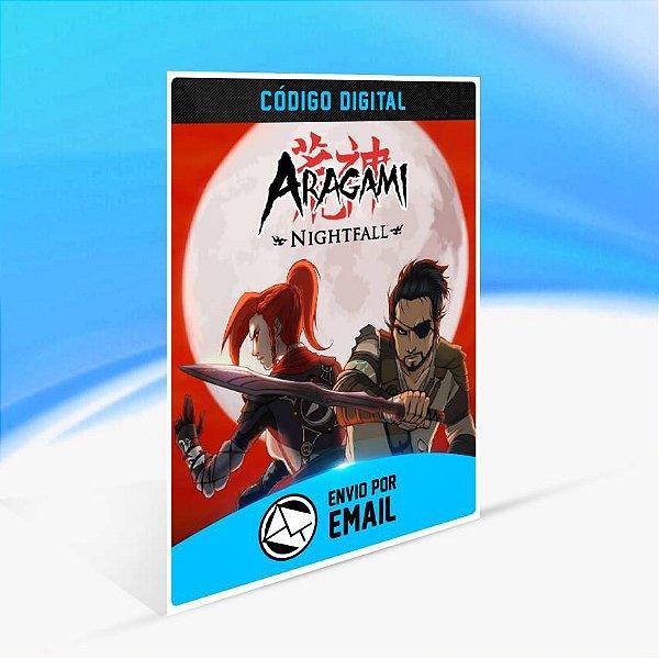 Aragami: Nightfall ORIGIN - PC KEY