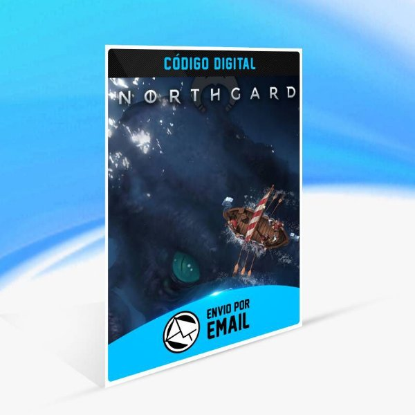 Northgard - Lyngbakr, Clan of the Kraken ORIGIN - PC KEY