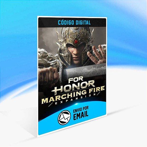 Expansão Marching Fire de For Honor ORIGIN - PC KEY