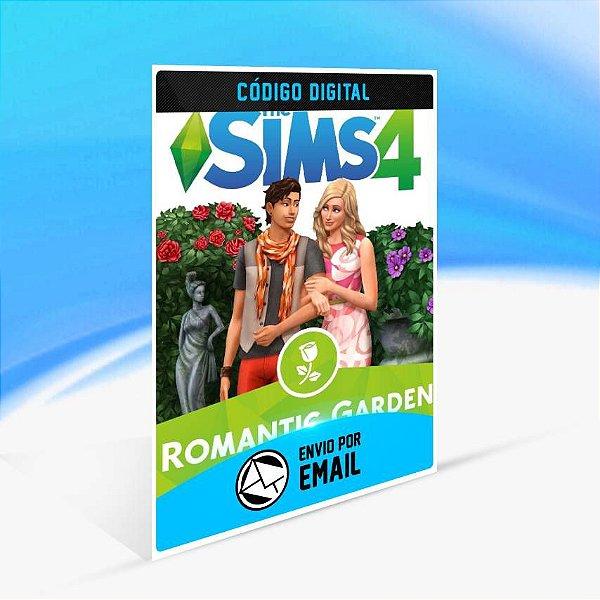 The Sims 4 Jardim Romântico Coleção de Objetos ORIGIN - PC KEY