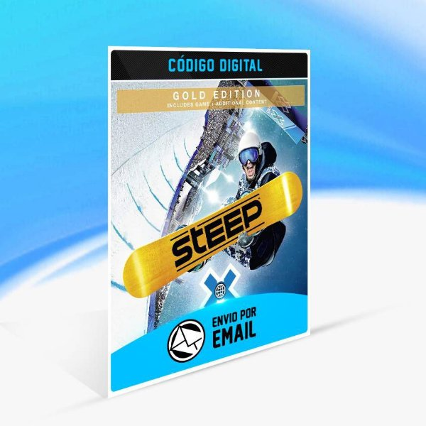 STEEP X-GAMES Gold Edition ORIGIN - PC KEY