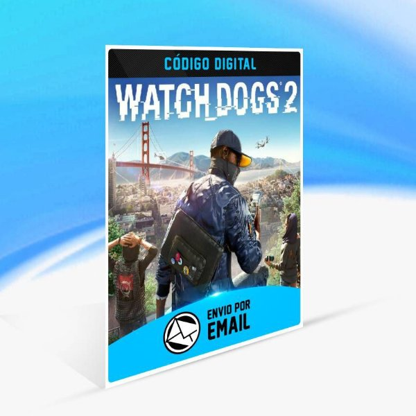Watch_Dogs 2 Edição Standard ORIGIN - PC KEY