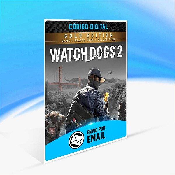 Watch_Dogs 2 Edição de Ouro ORIGIN - PC KEY