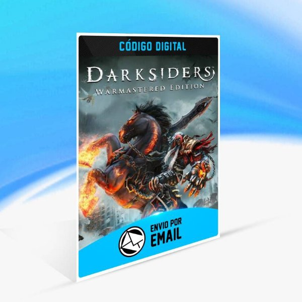 Darksiders Warmastered Edition ORIGIN - PC KEY