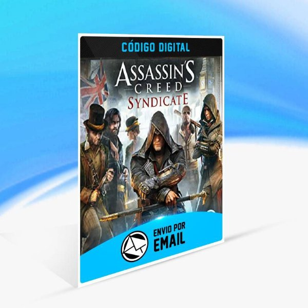 Assassin's Creed Syndicate Edição Standard ORIGIN - PC KEY