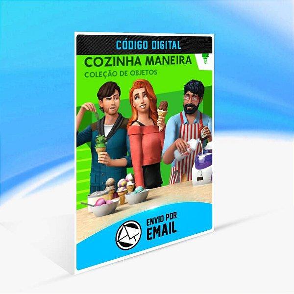 The Sims 4 Cozinha Maneira Coleção de Objetos ORIGIN - PC KEY